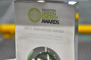The Scottish Green Energy Awards, Best Innovation Award, FloWave TT